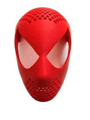 Spider-Man Universal Face Shell - Aesthetic Cosplay, LLC