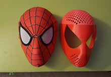 Spider-Man Universal Face Shell - Aesthetic Cosplay, Inc.