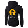 Dragonball Z DBZ Kid Goku Hoodie - Black - Aesthetic Cosplay, LLC