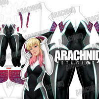 Ghost-Spider - Gwen Stacy - Aesthetic Cosplay, LLC