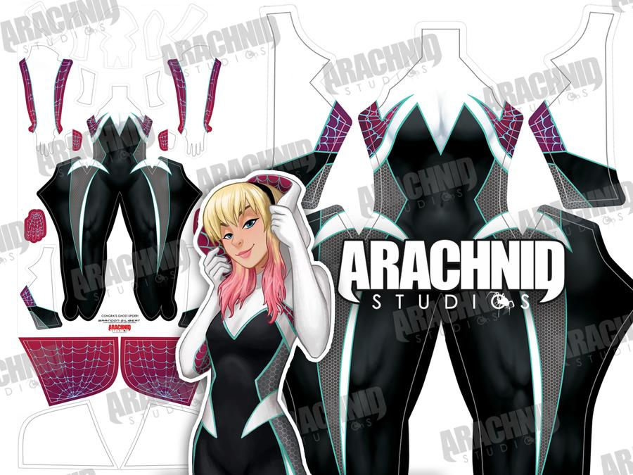 Ghost-Spider - Gwen Stacy - Aesthetic Cosplay, Inc.