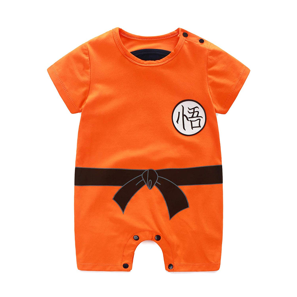 Dragonball Z Goku and Vegeta Onsies - Aesthetic Cosplay, LLC