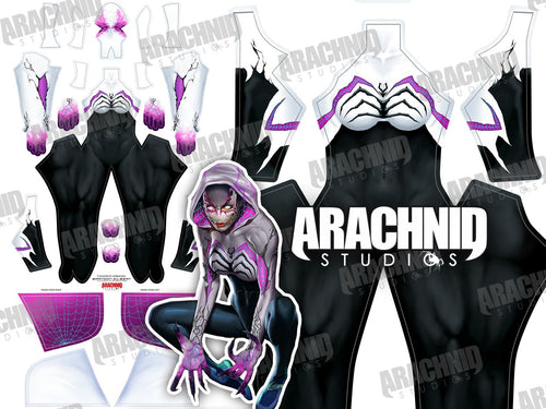 Gwenom V3 - Aesthetic Cosplay, Inc.