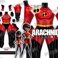The Incredibles (Female) - Aesthetic Cosplay, LLC