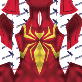 Spider-Man Spider Iron V1 - Aesthetic Cosplay, Inc.