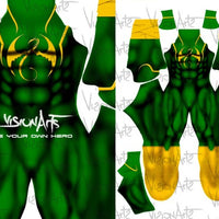 Iron Fist V2 - Aesthetic Cosplay, LLC
