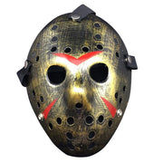 Golden Jason Mask - Aesthetic Cosplay, LLC