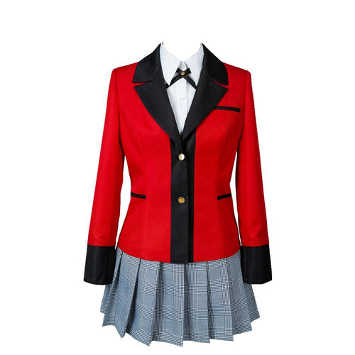 Kakegurui Jabami Yumeko Uniform - Aesthetic Cosplay, LLC