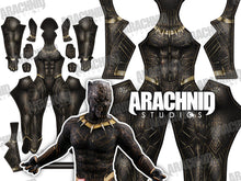 Black Panther - KILLMONGER (GOLD JANGUAR) - Aesthetic Cosplay, Inc.