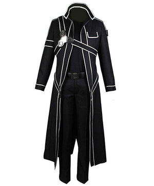 Sword Art Online Kirito Cosplay Costume - Aesthetic Cosplay, LLC