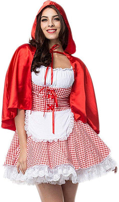Little Red Riding Hood Costume - Aesthetic Cosplay, LLC