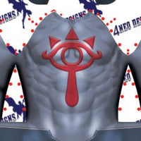 Sheikah Suit Male - Aesthetic Cosplay, LLC