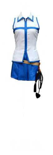 Fairy Tail Lucy Heartfilia Cosplay Costume - Aesthetic Cosplay, LLC