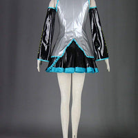 Vocaloid 01 Hatsune Miku Cosplay Costume - Aesthetic Cosplay, LLC