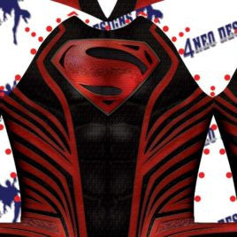 Superboy New 52 Justice League Style - Aesthetic Cosplay, LLC