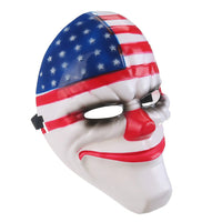 Payday Dallas Mask - Aesthetic Cosplay, LLC