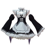 Re:Zero - Starting Life in Another World Ram/Rem Cosplay Costume - Aesthetic Cosplay, LLC