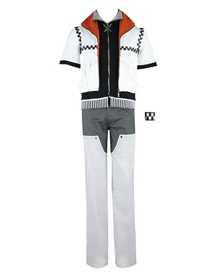 Kingdom Hearts Roxas Cosplay Costume - Aesthetic Cosplay, LLC