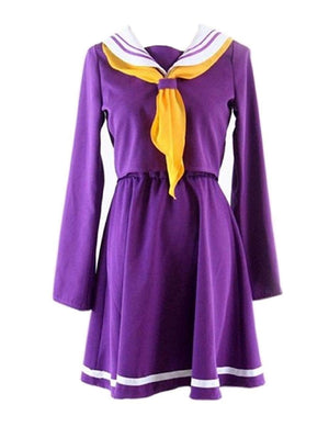 No Game No Life Shiro Cosplay Costume - Aesthetic Cosplay, LLC