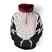 Silk Spider Hoodie - Aesthetic Cosplay, LLC