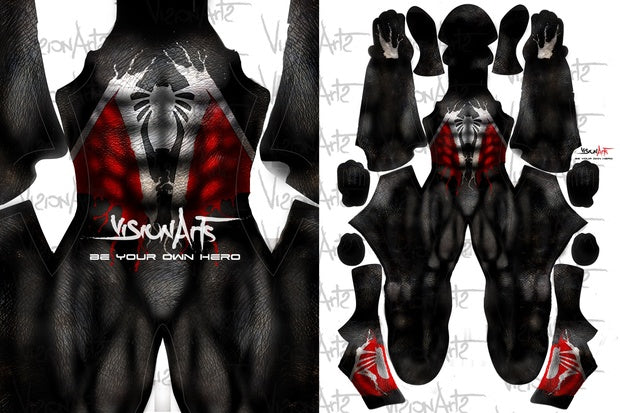 Spawn Symbiote - Aesthetic Cosplay, LLC