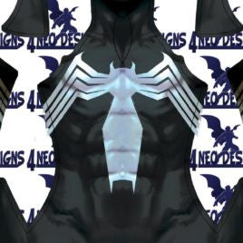 Spider-Man Symbiote V1 - Aesthetic Cosplay, Inc.