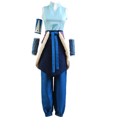The Legend of Korra Book 1 Cosplay Costume - Aesthetic Cosplay, LLC