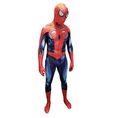 Bagley Spider-Man Suit - Aesthetic Cosplay, LLC