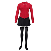 Fate Stay/Night Rin Tohsaka Cosplay Costume - Aesthetic Cosplay, LLC