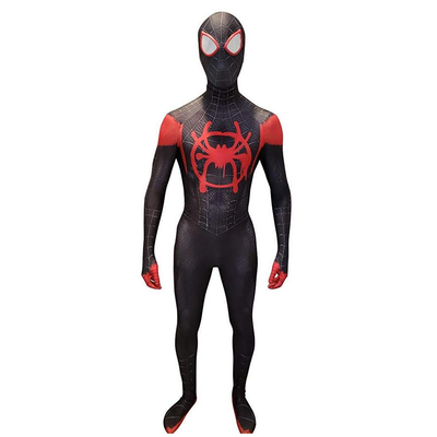 Miles Morales Into The Spider-Verse Suit - Aesthetic Cosplay, LLC