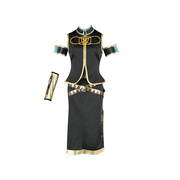 Vocaloid CV03 Megurine Luka Cosplay Costume - Aesthetic Cosplay, LLC