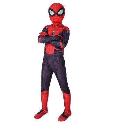 Spider-Man Far From Home Suit (Kids) - Aesthetic Cosplay, LLC