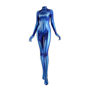Zero Suit Samus Suit - Aesthetic Cosplay, LLC