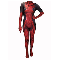 Lady Deadpool Suit - Aesthetic Cosplay, LLC