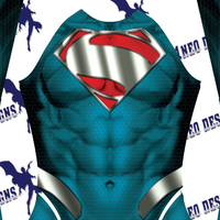 Superman Val Zod Earth 2 - Aesthetic Cosplay, LLC
