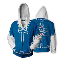 Legend of Zelda Breath of the Wild Hoodie - Aesthetic Cosplay, LLC