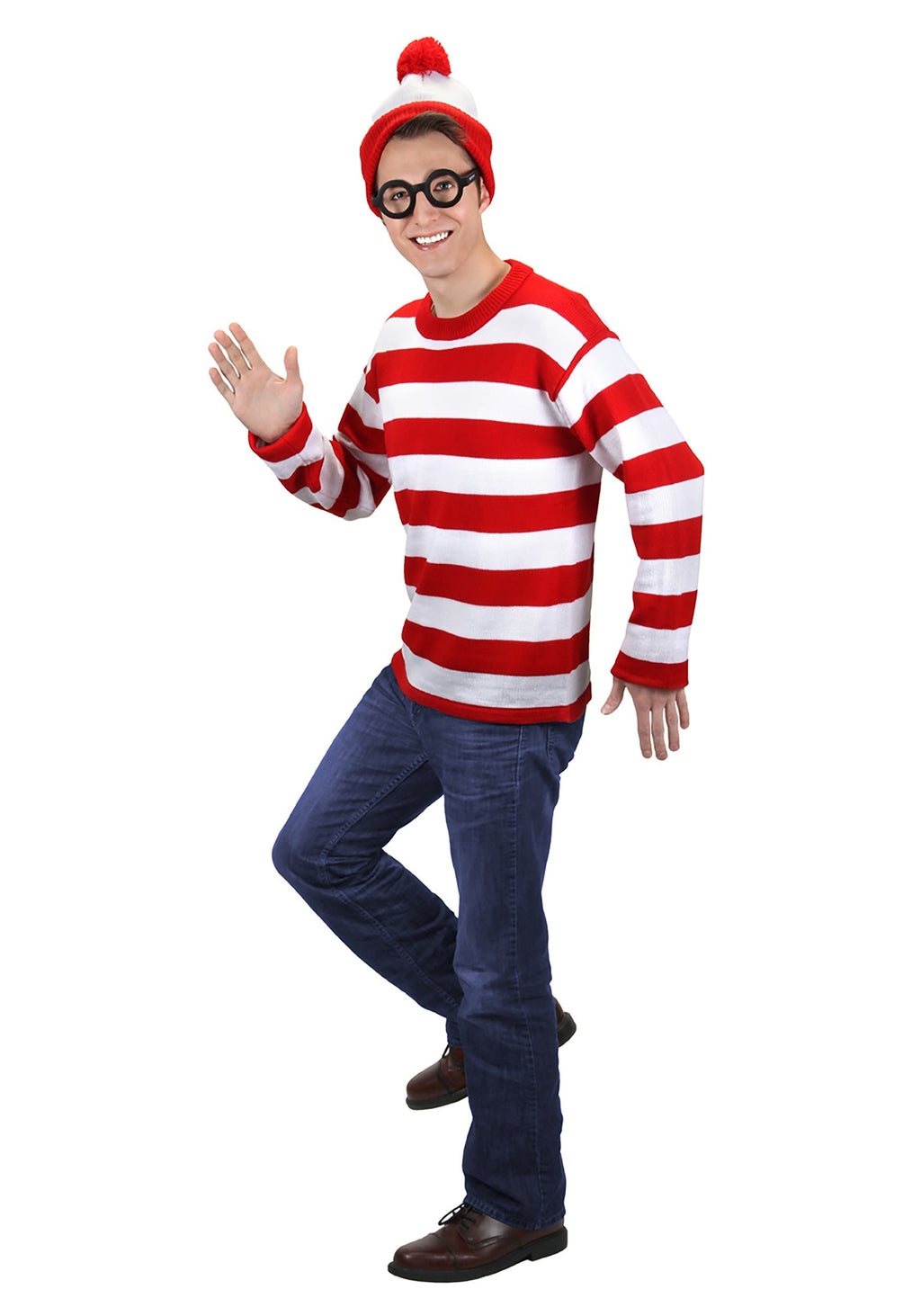 Where's Waldo Costume - Aesthetic Cosplay, LLC