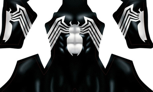 Black Symbiote Spider-Man V2 - Aesthetic Cosplay, LLC