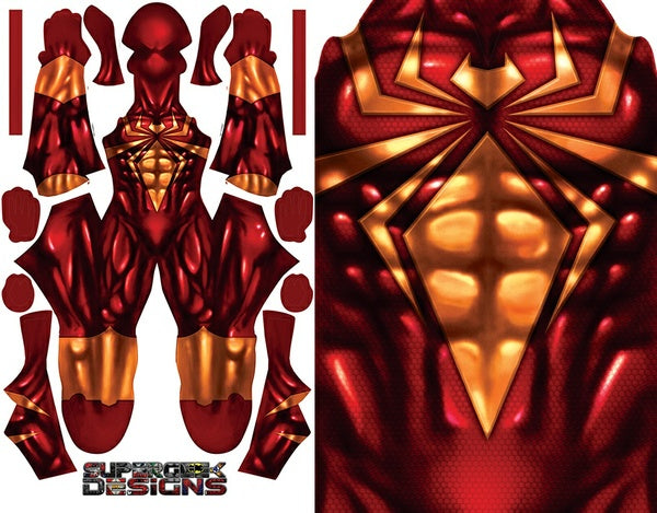 Iron Spider - Aesthetic Cosplay, LLC