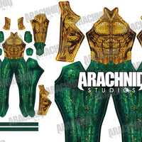 AQUAMAN V2 (NO ACCESSORIES) - Aesthetic Cosplay, LLC