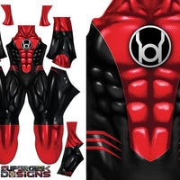 Atrocitus Red Lantern - Aesthetic Cosplay, LLC
