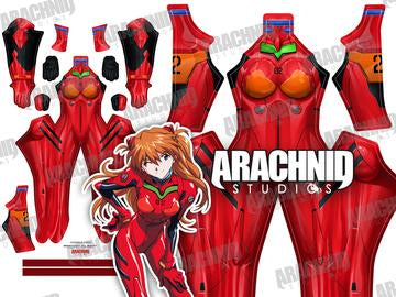 Asuka Plugsuit - Aesthetic Cosplay, Inc.