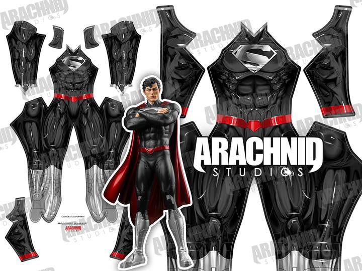 New 52 Superman - Black - Aesthetic Cosplay, Inc.