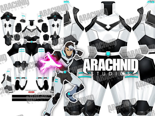 Shiro - Black Paladin - Aesthetic Cosplay, Inc.