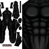 Black Undersuit - Aesthetic Cosplay, LLC