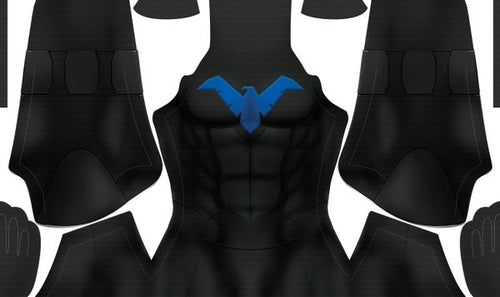 Nightwing V1 - Aesthetic Cosplay, Inc.