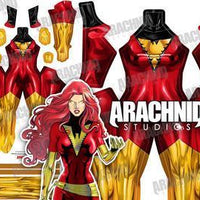 Dark Phoenix - Aesthetic Cosplay, LLC