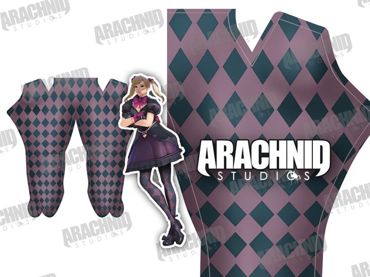 DVa Black Cat Leggings - Aesthetic Cosplay, Inc.