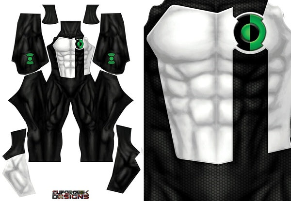 Green Lantern - Kyle Rayner - Aesthetic Cosplay, LLC