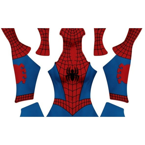 Female Comic Spider-Man - Aesthetic Cosplay, LLC